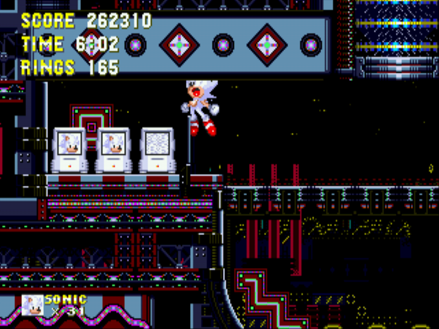 Sonic the Hedgehog 3 - secret - User Screenshot